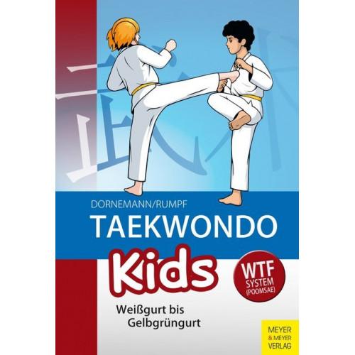 Taekwondo Kids - Weißgurt bis Gelbgrüngut