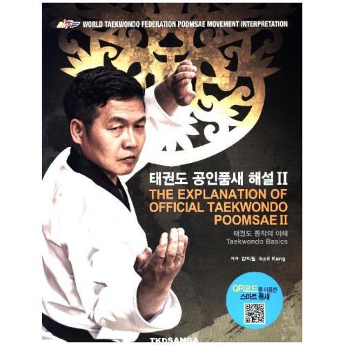 Taekwondo Poomsae Buch von Ikpil Kang