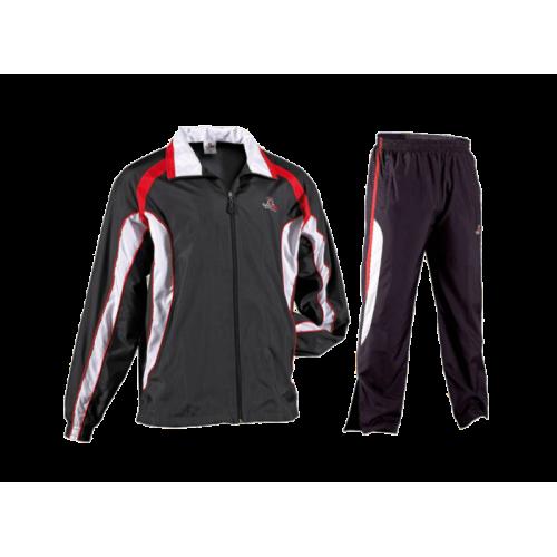 Trainingsanzug DANRHO Trend mit Logo der Sportschule Fichtner